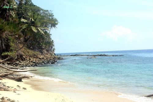 Ross Island, Andaman Nicobar
