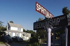 Spiritualist St and Mediumship Way
