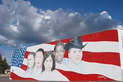America's children mural