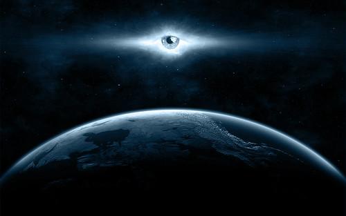 from earth by ss3luke.
