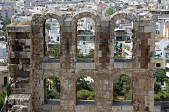 Athen - Neubauten