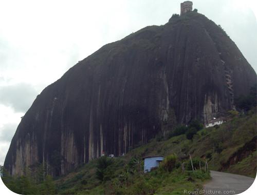 Colombia Medellin Piedra del Peñol