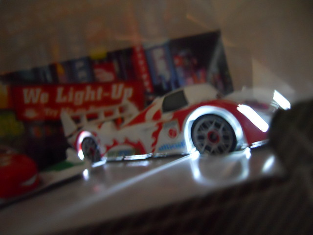 disney store cars 2 light ups diecast racers (3)