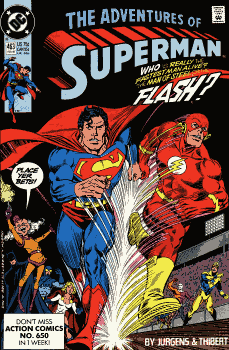 Adv of Supes 463