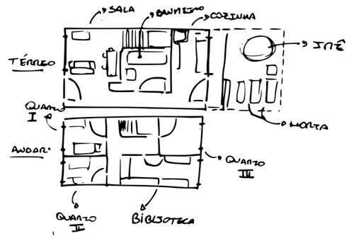 casa da vovólima - planta baixa