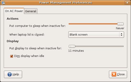Optimasi Penggunaan Baterai melalui Power Management