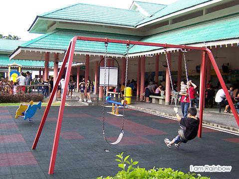 Raya @ Cameron Highlands (8) playground
