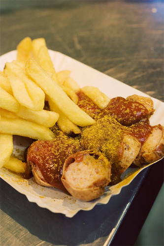 Imbiss currywurst
