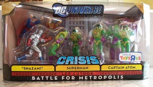 Battle For Metropolis