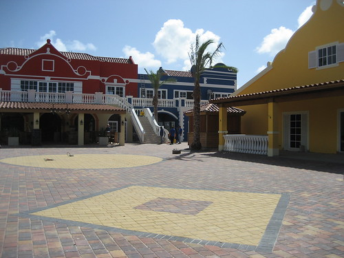 The Village Aruba Opens