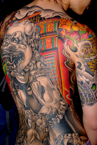 1st Tattoo Show in Singapore