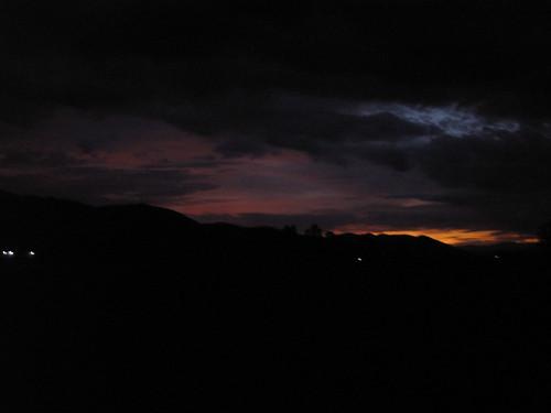 Sunrise 0600