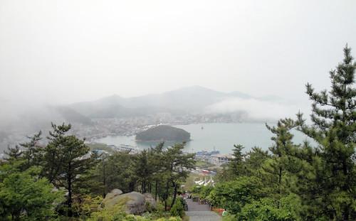 overlooking Wando