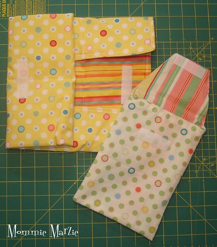 Diaper Case and Changing Pad