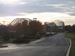Roller Coaster I, Hershey Park