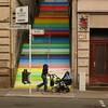 Rainbow Stairways