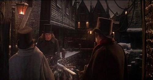 Muchas gracias Mr. Scrooges. por ti.