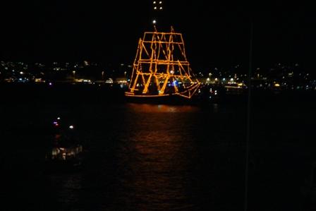NYE09 - Pirate Ship