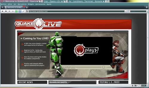 juega al Quake online