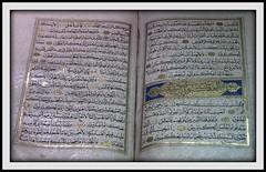 Qur'an (handwrite)