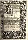 William Morris. The Nature of Gothic de John Ruskin. Kelmscott Press. 1892.