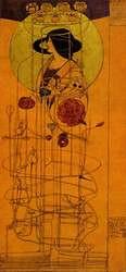 Charles Rennie Mackintosh. Part seen.