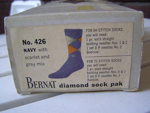 bernat diamond sock pak