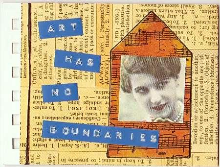 Art Has No Boundaries
