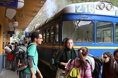 Vistadome 205 to Machu Picchu ( Aguas Caliente...