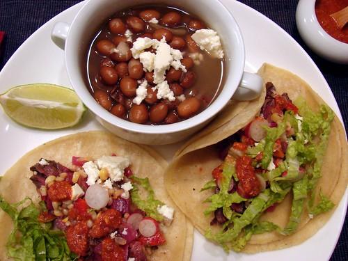 Dinner:  January 18, 2009