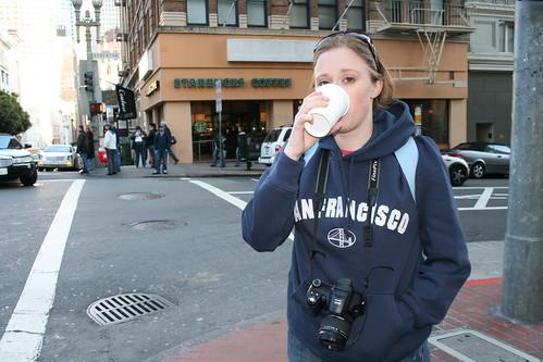 Kat, the Uber Tourist