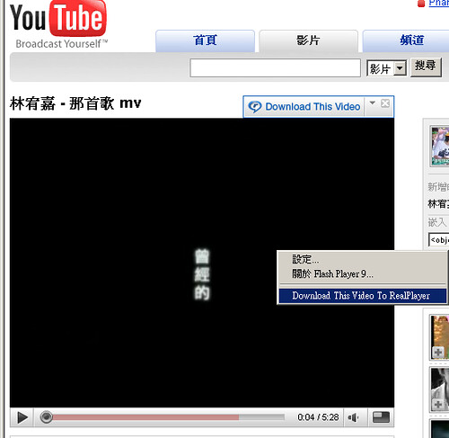 YouTube_RealPlayer (by Phanix)