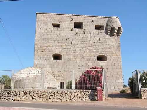 Vista general de la torre