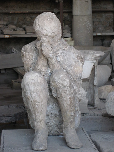Pompeii victim cast