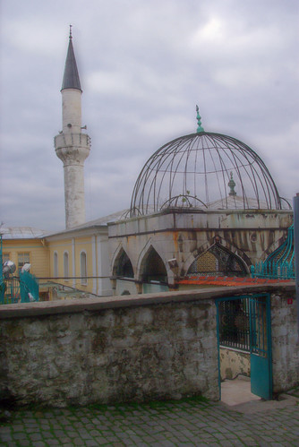 Aziz Mahmud Hüdayi Hazretleri Camii, Üsküdar, İstanbul
