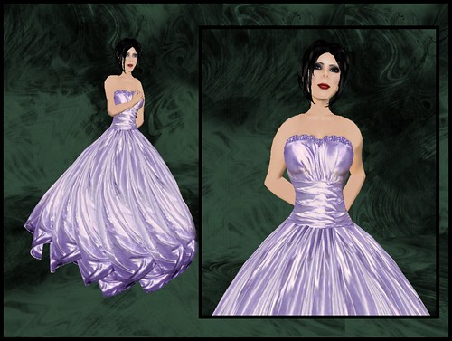 Evie's Closet - Love Story Gown - RFL