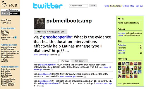 PubMed Bootcamp