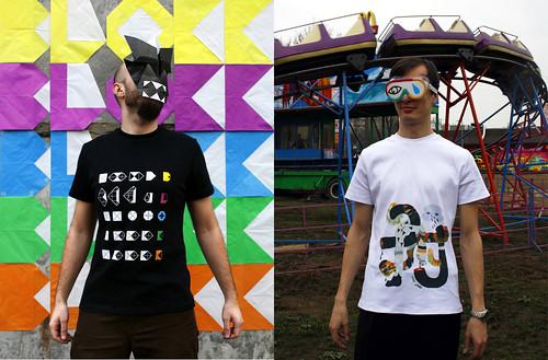 T-Shirts by BLOKK