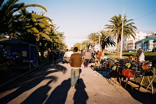 local market in Port Elizabeth