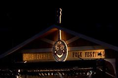 "Philadelphia Folk Festival Sign • <a style=""font-size:0.8em;"" href=""http://www.flickr.com/photos/54494252@N00/2786101994/"" target=""_blank"">View on Flickr</a>"