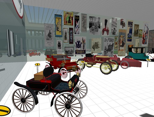 The Classic Car Museum