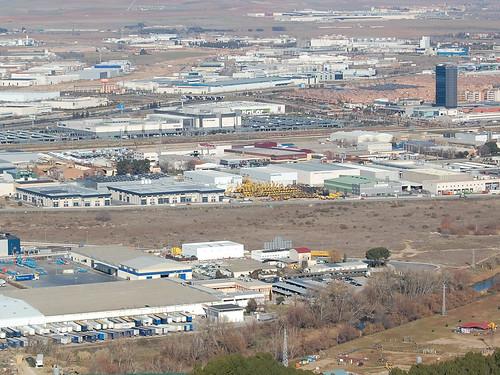 Poligono industrial de Zanussi