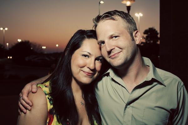 Sarah and Travis