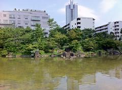 檜町公園(Hinokicho Park, Tokyo, Japan)