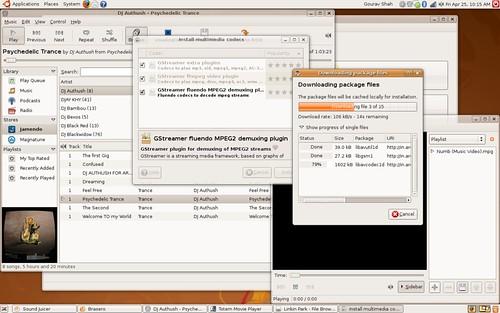 installing codecs