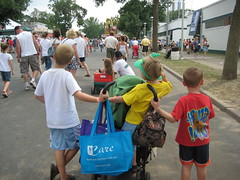 Our gang at the State Fair