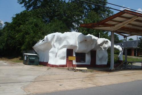 Odd Building