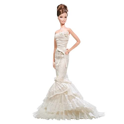 Even Barbie looks more elegant!