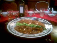 Birthday dinner @ Blue Splendour 5