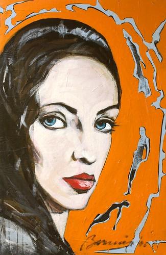 The reincarnation of Elizabeth: Vincent Bernier